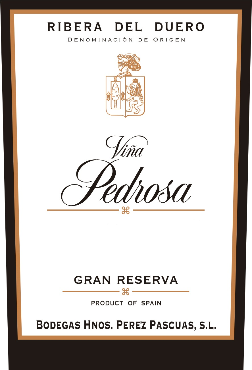 Viña Pedrosa Reserva 2012 en el Top 45 de Tim Atkin
