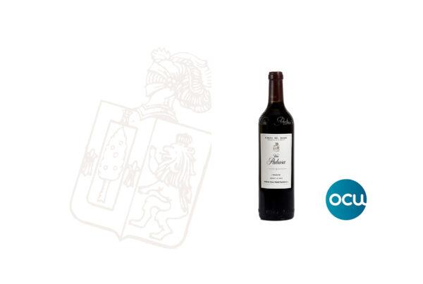 Viña Pedrosa Crianza 2016 mejor vino tinto 2020 OCU