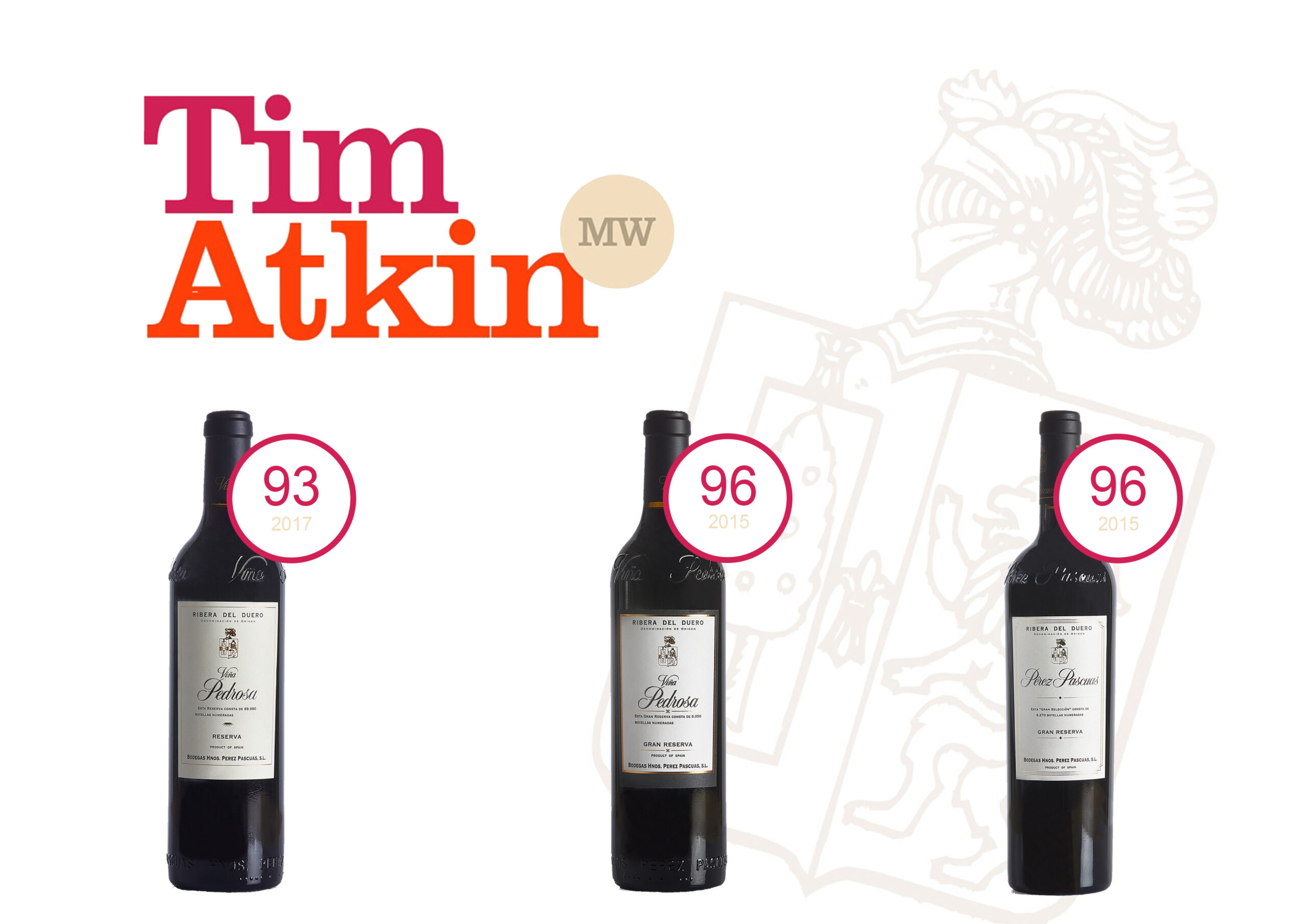 Tim Atkin, Master of Wine – Top 100 Ribera del Duero 2020/2021