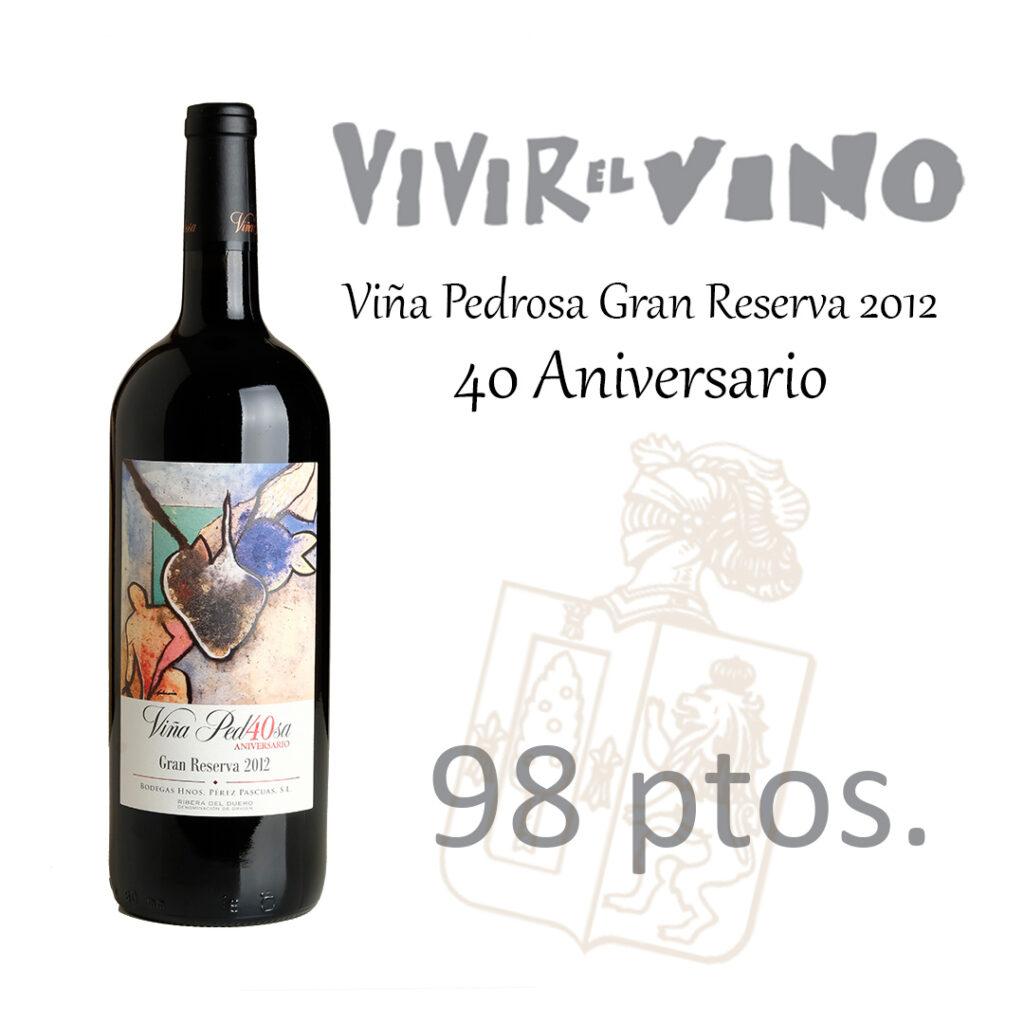 40 Aniversario Vivir el Vino