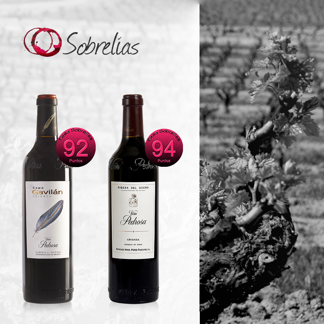 Our crianza wines rated as EXCELLENT on Sobrelías.com wine guide!